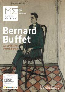 bernard buffet musee estrine saint remy de provence 13210