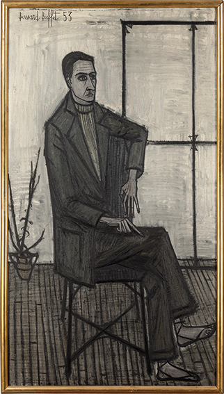 PIERRE BERGÉ 1953