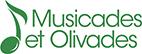 Logo Musicades et Olivades