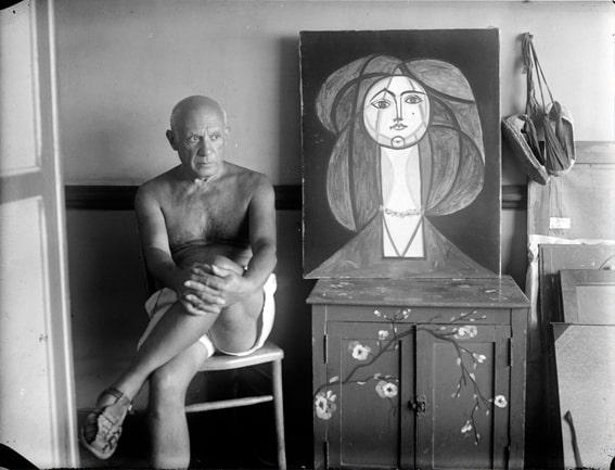 Musee Estrine Gilot Picasso Sima min