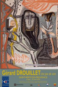 gerard drouillet musee estrine saint remy de provence 13210