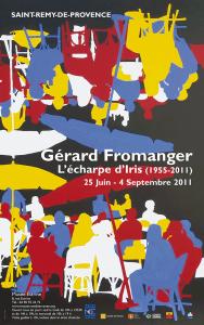 gerard fromanger musee estrine saint remy de provence 13210