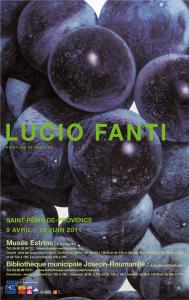 lucio fanti musee estrine saint remy de provence 13210